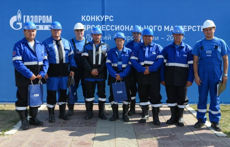 Работа в сургут нефтегазе и газпроме