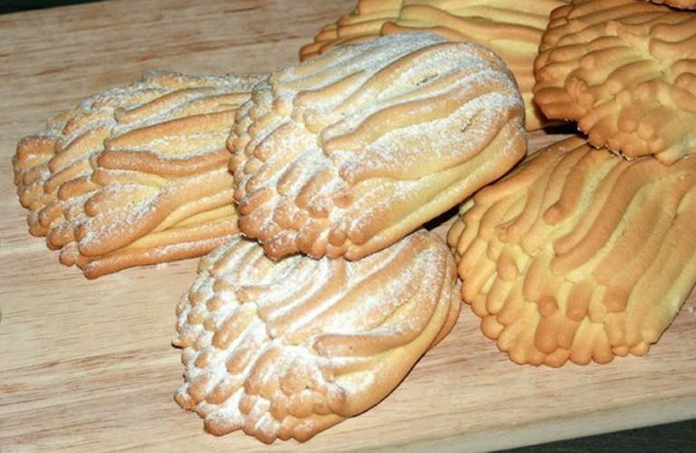 Печенье на мясорубке рецепт пошагово