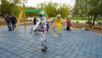 Уникальная детская площадка