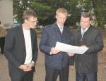 Евгений Арапов: «В здании кинотеатра будет располагаться спортивно-оздорови-тельный центр»