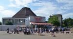 Оренбургский цирк справляет юбилей