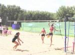 Пляжный волейбол – для сильных характером