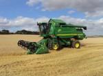 К уборке зерновых готовы