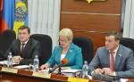 Городской Совет впервые возглавила женщина