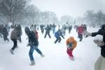 Настроение в снегу