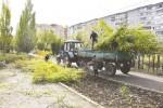 Чистота городских улиц